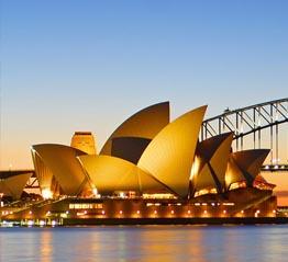 Estude e trabalhe na Austrália