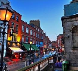 Estudo + Trabalho na Irlanda
