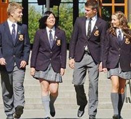 High School Irlanda