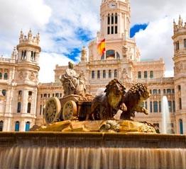 Estude na Espanha