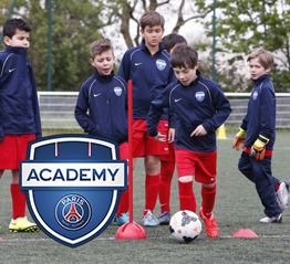 ACCORD ISS & Paris Saint-Germain Academy
