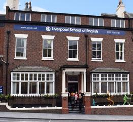 Estude em Liverpool