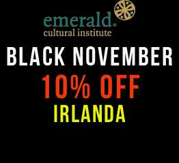 Emerald Cultural Institute 10% OFF